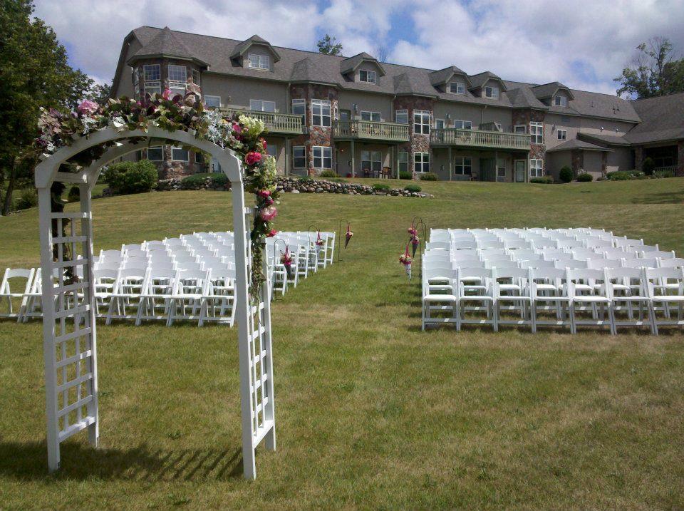 Wedding Location Red Cedar Lake